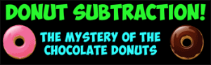 Donut Subtraction Song