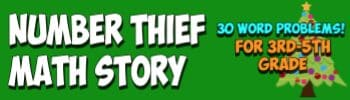 number thief Christmas story 6X facts