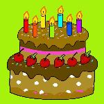 cake chocolate birthday cake