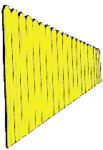 fence yellow