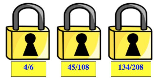 fraction story locks