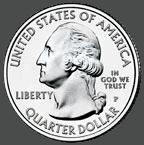 quarter coin image