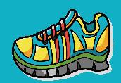 shoe cartoon