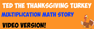 thanksgiving math story video