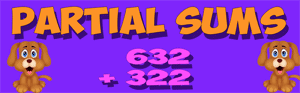 partial sums doggie math song