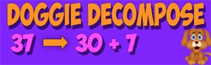 doggie decompose math song