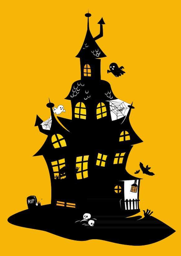 haunted house math