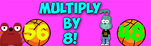 multiply by 8 song