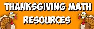 thanksgiving math resources button