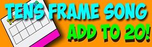 tens frame 20