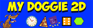 2D shapes with Doggie 2D