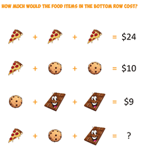 Algebra Food Challenge1 thumb 300 X300
