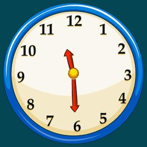 11-30 Clock