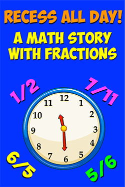 recess all day fraction story