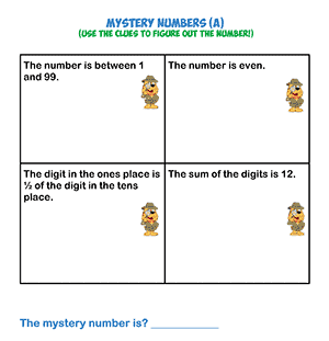 mystery numbers thumb